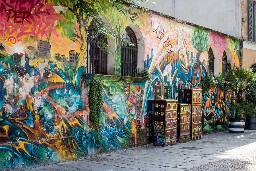 Graffity Milan
